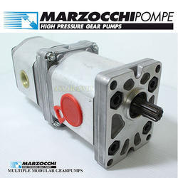 285 LPM ALP GHP Multiple Modular External Gear Pumps Marzocchi