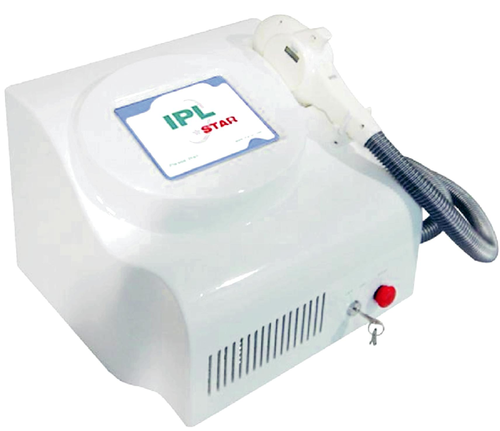 E Light IPL with RF