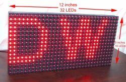 P10 Dual Color Display