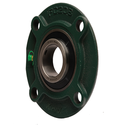 UCFC Piloted Round Flange Unit, Packaging Type: Printed Box Per Piece