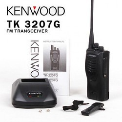 Kenwood  Tk3207 Walkie Talkie