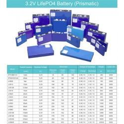 LifePO4( Lithium Iron Phosphate) Prismatic Battery