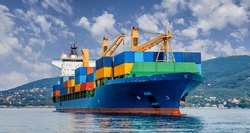 Heavy Duty Sea Freight Services, Mode Of Transport: Offline