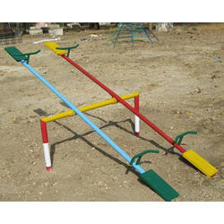 Double Boards Seesaw