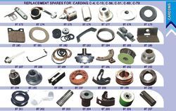 Textile spinning Spares For  Rieter Cardingc4,c10,c4a,c50,c60,c70