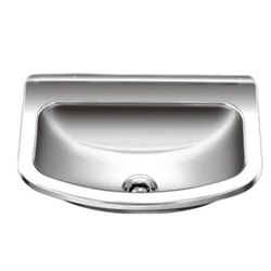 Mirror Finish Stainless Steel Wash Basin