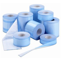 Sterilization Rolls & Pouches Plastic