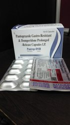 Pantoprazole Gastro-Resistant & Domperidone Prolonged Release Capsule IP