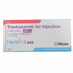 Hertraz 440 Mg Injection