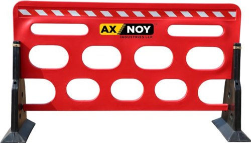 AXNOY 3 PC Heavy Duty Fence Barrier