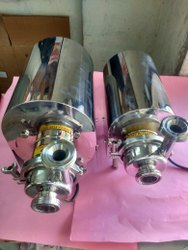5 To 25 Stainless Steel Pumps, Size: 0.5 To 5, Model Name/Number: 0.5 Hp To 5 Hp
