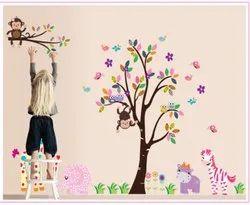 Wall Decor Garden Sticker 2 Set 60x90