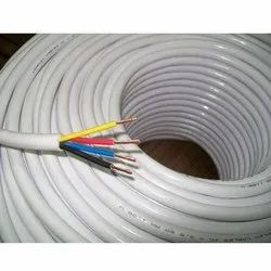PVC Uninyvin Electric Cable, Insulation Thickness: 2 Mm