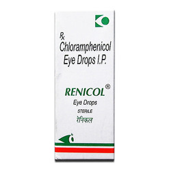 Chloramphenicol Eye Drops IP