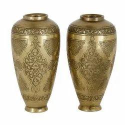 Brass Vase in Premium Design