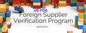 US FDA Foreign Supplier Verification Program (FSVP)