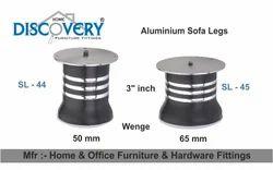 Aluminium Sofa Legs