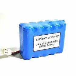 Medical Battery Pack 12V / 6V /8.4V
