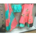 Fancy Embroidered Wedding Lehenga