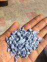 PVC Blue Pipe Regrind