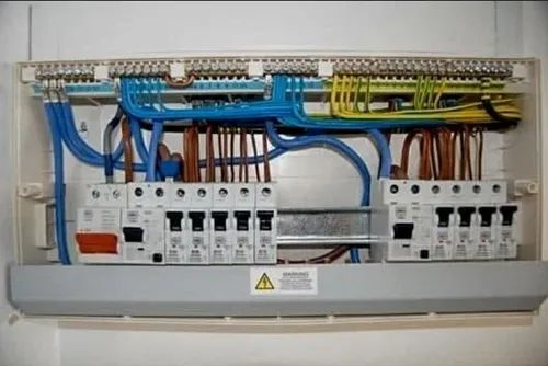 MCB, MCCB Connection Service in Kolkata   ID: 21419460388 Home Wiring Mcb Connection on