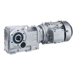 Three Phase Siemens Geared Motor, Speed: 1440 RPM