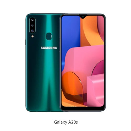A20S Samsung Galaxy Green Mobile-Crimson Communicare LLP