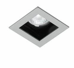 Aluminum, Iron White Down Light Square, 5 W, 7 W, 12 W