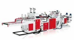 Fully Automatic or Semi-Automatic Kraft Paper Bag Making Machine