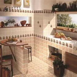 Kitchen Wall Tile, Packaging Type: Box, Thickness: 7-16 mm