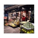 Aadwin Super Market Remote Open Chiller For Fruit & Vegetable