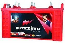 80 Ah Massimo Extra Short Tubular Battery