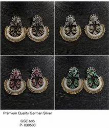 Ornate Bali Earrings