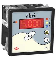 Ebrit Ammeter LT Network