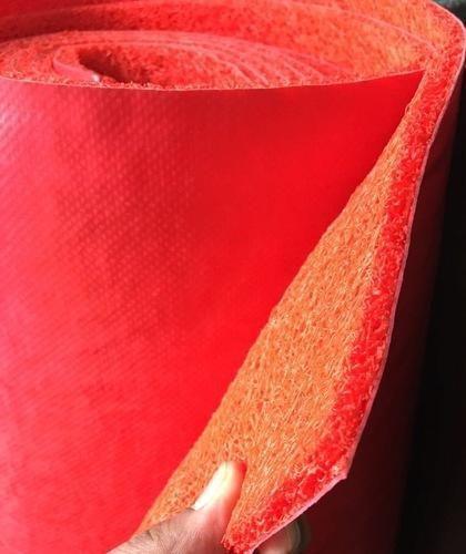 Red Blue Maroon Grey Black Green Pvc Coil Door Mat Pvc