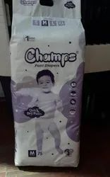 Champs Baby Diaper 75 Pc