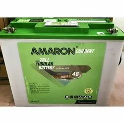 Amaron Current Tall Tubular Battery, Model Name/Number: Cr150 Tt, Packaging Type: Carton Box