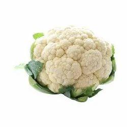 A Grade white Fresh Cauliflower, Gunny Bag