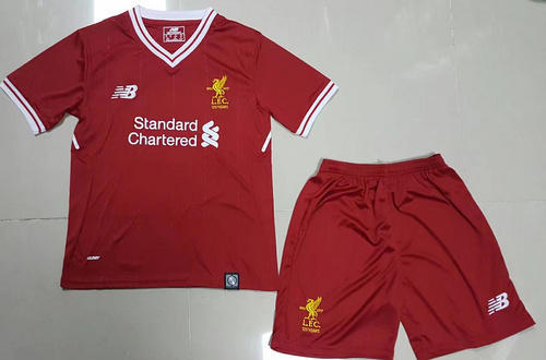 best sneakers 87f17 4a2ba Liverpool Fan Jersey