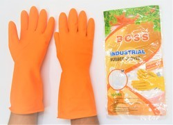 Boss Rubber Hand Gloves