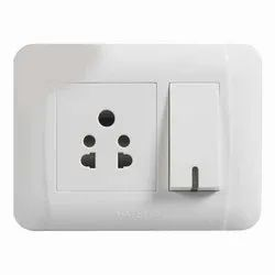 Havells 1M 1-Way Electrical Switch