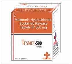 Metformin Hydrochloride 500 mg (E.R)