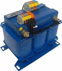 Three Phase Step Down Control Transformer