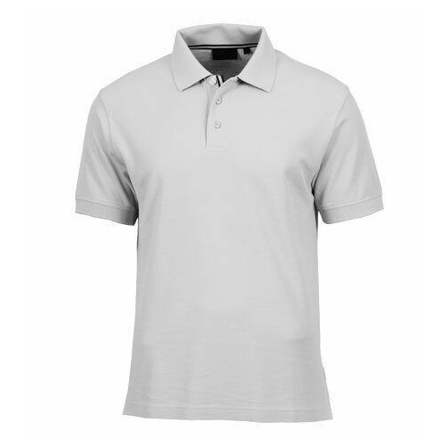 463114f14fa Cotton Plain Mens Polo T Shirt