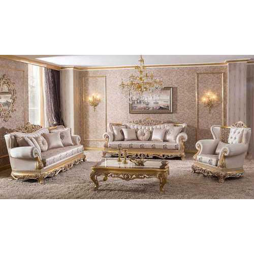 Modern Living Room Fancy Sofa Set Rs