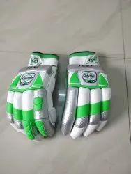 Velcro PU Leather Batting Gloves
