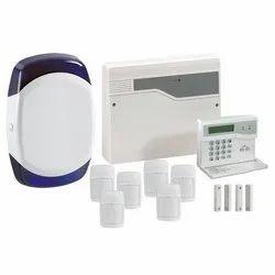 Panasonic Burglar Alarm System