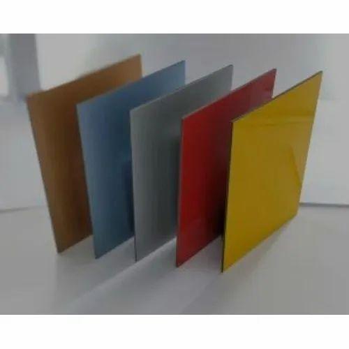 Alucobond PVDF ACP Sheet at Rs 1650/square meter | एसीपी