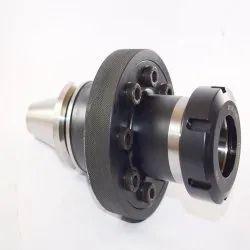 Hardened Alloy Bt40 Runout Adjustable Holder, For Cnc Machine