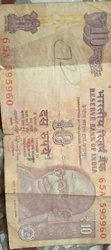 Indian Old Notes